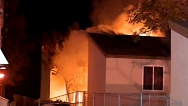 [DGO] Dozens Displaced After Clairemont Fire