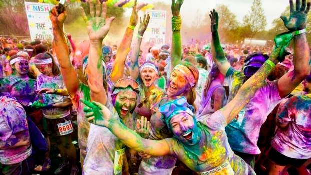 Hue Will Love It: The Color Run LA