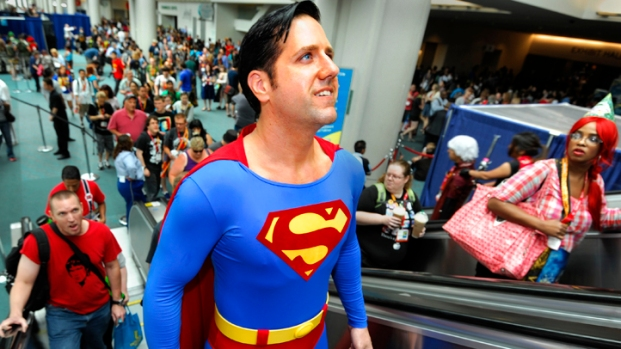 Geek HQ: Comic-Con 2012