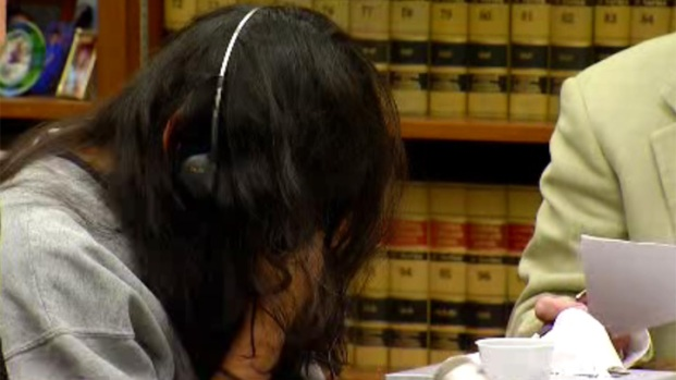[DGO] Mother Accused of Drowning Son Sobs in Court