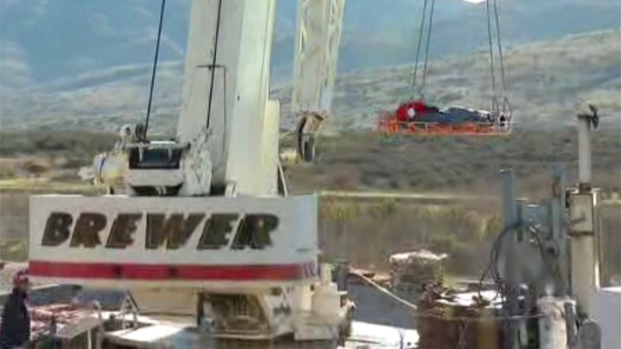 [DGO] Crane Rescues Man in Construction Accident