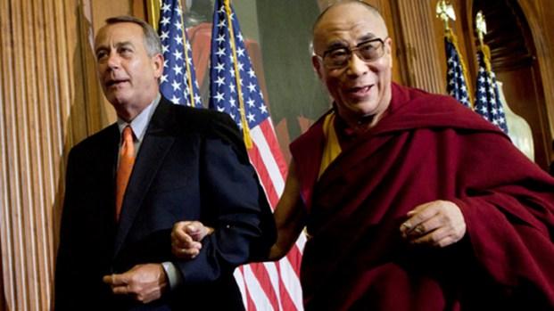 [DC] The Dalai Lama Does D.C.