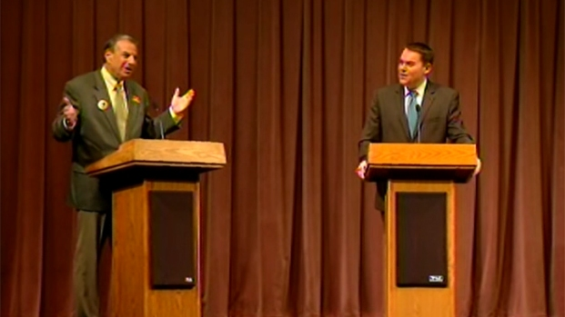 [DGO] Filner Challenges DeMaio to Bike Race