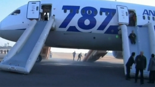 [DGO] Dreamliner Flight From SD Grounded