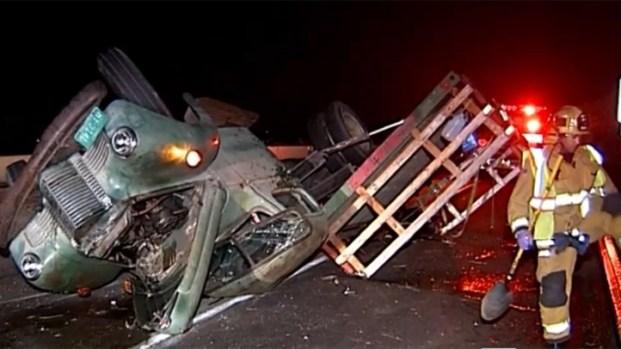 [DGO] Driver Missing After El Cajon Crash