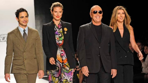 [NATL] Celebrities Invade New York Fashion Week Fall 2013