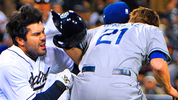 MLB Brawl Breaks Out
