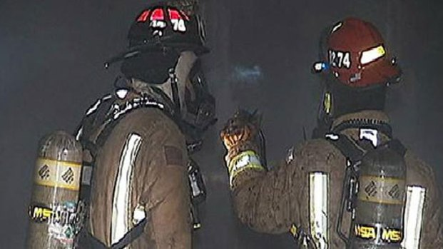 Family Escapes San Marcos House Fire