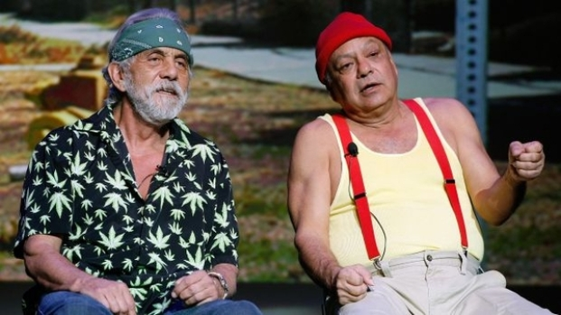 [NATL]Week in Sports: Who is Just Like Cheech & Chong?