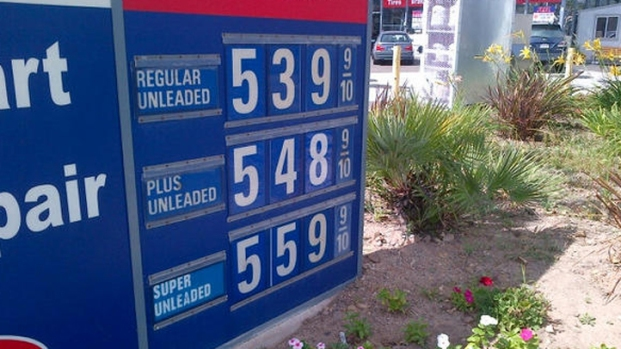 [DGO] Gas Price Spike Shocks Motorists
