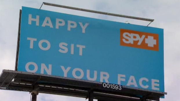 [DGO] Controversial Billboard Causes Stir in Encinitas