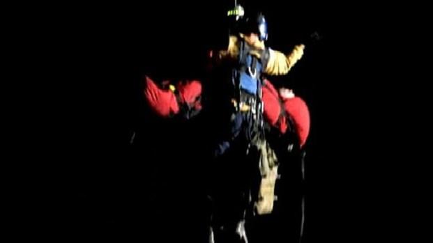 [DGO] Chula Vista Canyon Rescue