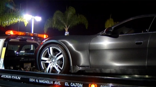 [DGO] Luxury Cars Towed After Raids