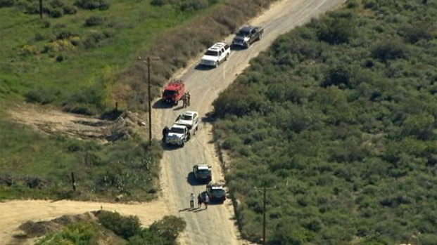 [LA] Optimism Continues on 3rd Day of Missing-Hiker Search