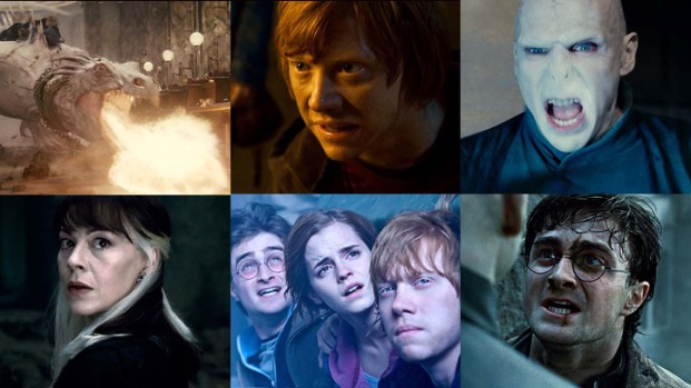 """""""Harry Potter"""" Delivers a Slew of New Pics"""