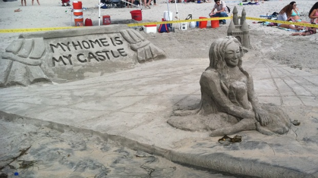 Open Sandcastle Competition 2011