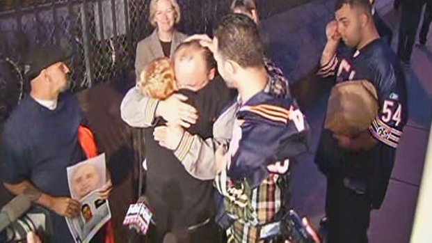 [CHI] Wrongly-Convicted Man Set Free After 21 Years