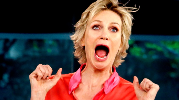 [NY] Jane Lynch Reveals New TV Project