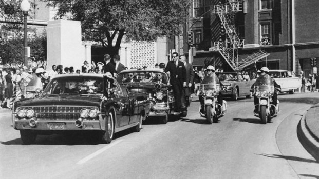 [NATL] 50 Years Later: JFK Conspiracies