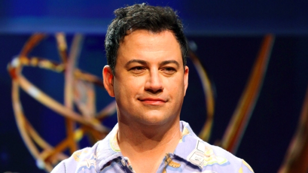 [NBCAH] Jimmy Kimmel Dons Pajamas to Emmy Nominations
