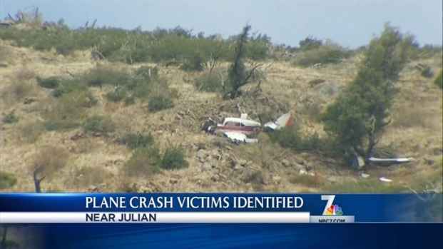 [DGO]Officials ID Victims Recovered in Plane Crash: Julian
