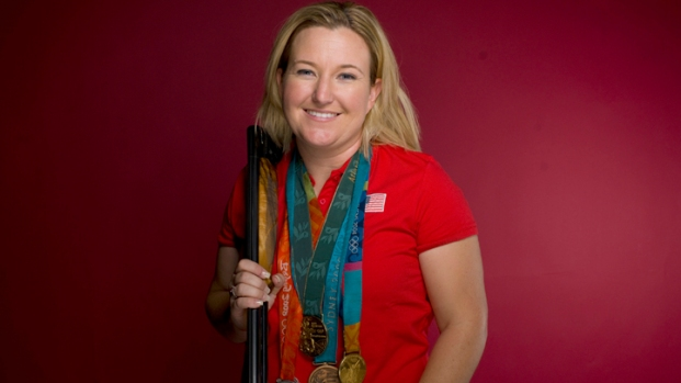[LA] El Monte's Kim Rhode Shoots for the Gold