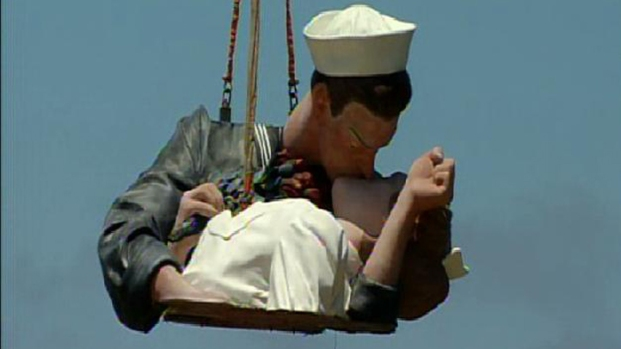 [DGO] Farewell to Kissing Statue