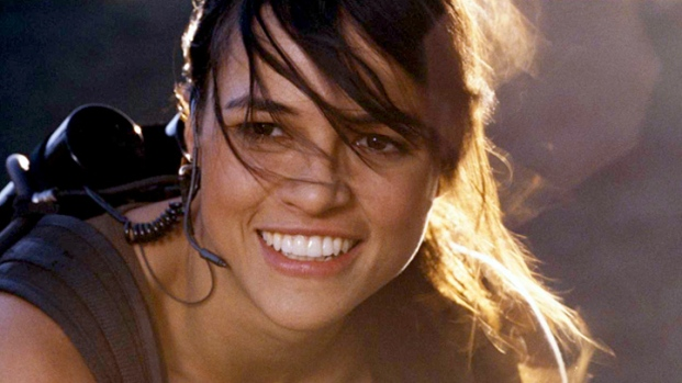 "[NBCAH] Michelle Rodriguez on Fighting in ""Fast & Furious 6"""