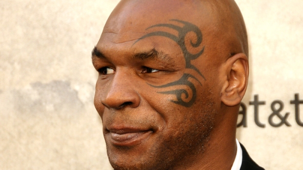 "Mike Tyson on Being a ""Fat Crackhead"""