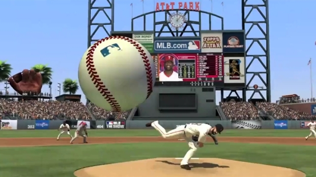 [BAY] Video Games Play Ball