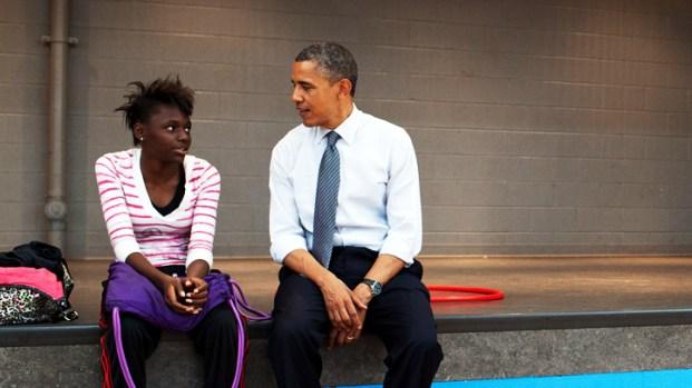 White House Photographer Pete Souza Shares His Favorite Photos of 2012