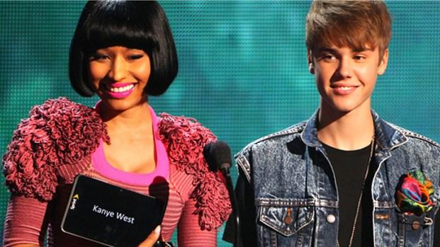 [NATL] Chris Brown, Nicki Minaj Win Big at 2011 BET Awards