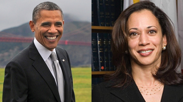 "[BAY] Obama Thinks Kamala Harris is ""Best Looking"" AG"