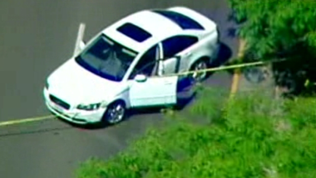 [G] I-805 Officer Shooting Balboa Avenue: Images