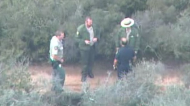 [GALLERY]Park Ranger Involved in Torrey Pines Shooting