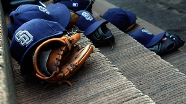 Padres Opening Day