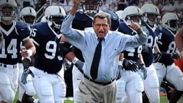 PHOTOS: Looking Back at Paterno's Career