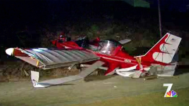 [G] Experimental Plane Crashes in Chula Vista Park