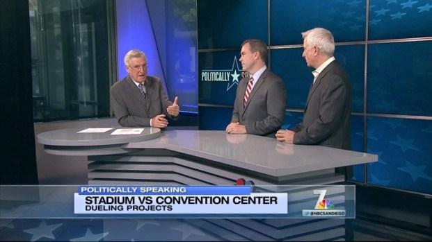 [DGO] Stadium vs. Convention Center Politically Speaking