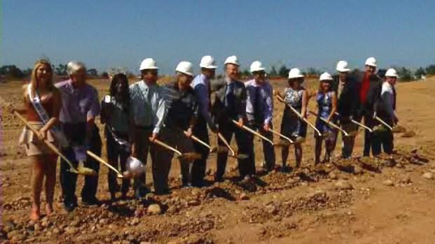 [DGO] Groundbreaking Held for New Elementary School in Mira Mesa