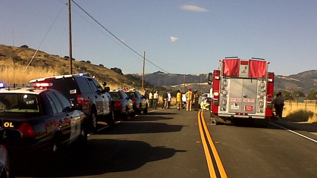 Multiple Fatalities in Santa Ysabel Crash