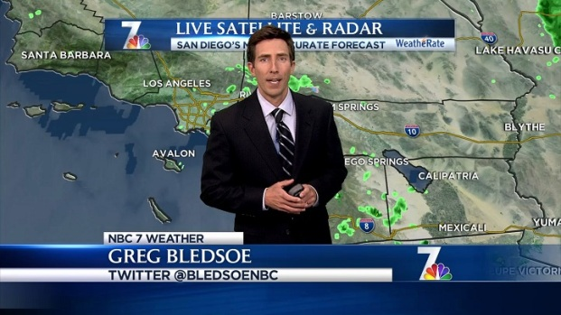 [DGO] Greg Bledsoe's forecast for 1-26-13