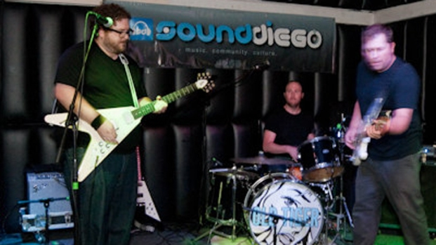 SoundDiego LIVE Pops off at Soda Bar