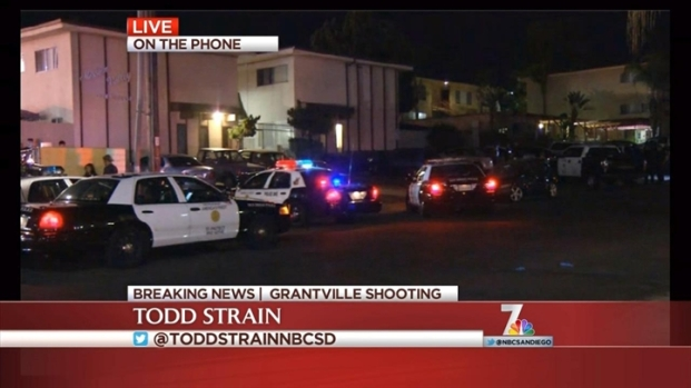 [DGO] Naked Man Arrested After Apartment Shooting