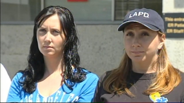 [BAY] Raw Video: Stow Family Praises LAPD For Arrest