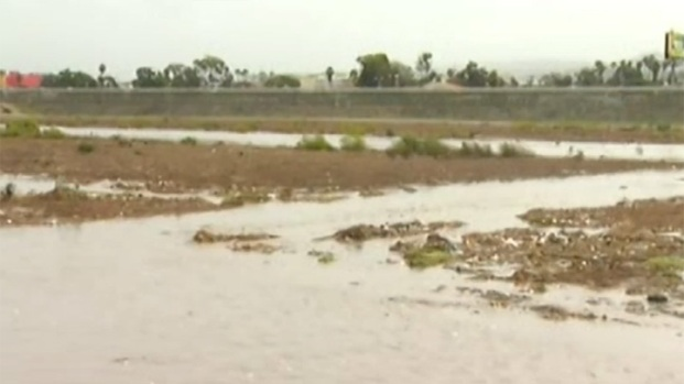 [DGO] Man Rescued from Tijuana River