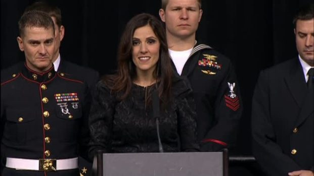 [DFW] Chris Kyle Memorial: Speaker 11, Taya Kyle