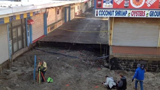 [PHI] Sandy-Ravaged Seaside Heights Rebuilds