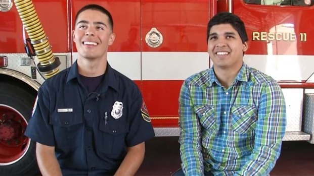 [DGO] Teens Reunite Saving Crash Victim's Life