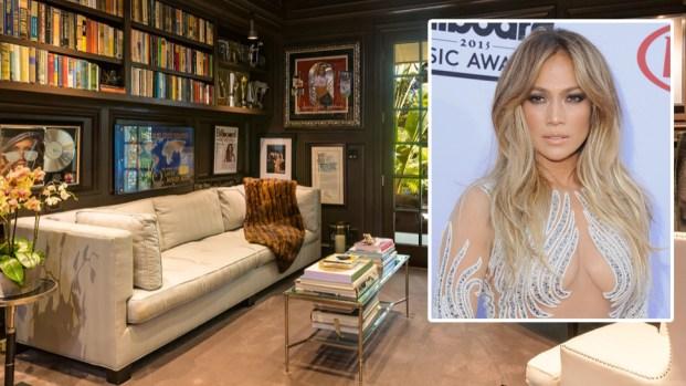 [NATL] Jennifer Lopez Lists $12.5M Hidden Hills Mansion